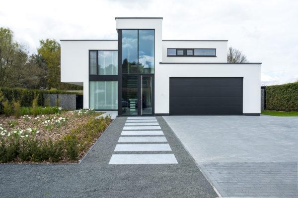 Mijn huis mijn architect concrete house betonbouw